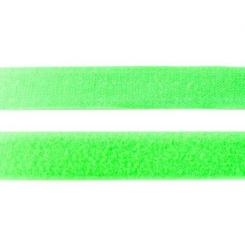 "Klettband ""25mm"" - lime"