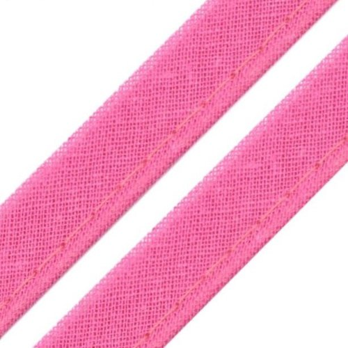 Paspelband Baumwolle 12mm - pink